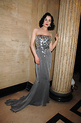 DITA VON TEESE at the M.A.C. Viva Glam party featuring a performance by Dita Von Teese of 'Lipteese' held at the Bloomsbury Ballroom, Victoria House, Bloomsbury Square, London on 27th June 2007.<br />