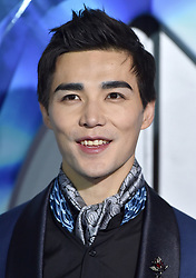 """Premiere of Warner Bros. Pictures' """"Aquaman"""". TCL Chinese Theatre, Hollywood, California. 12 Dec 2018 Pictured: Ludi Lin. Photo credit: AXELLE/BAUER-GRIFFIN / MEGA TheMegaAgency.com +1 888 505 6342"""
