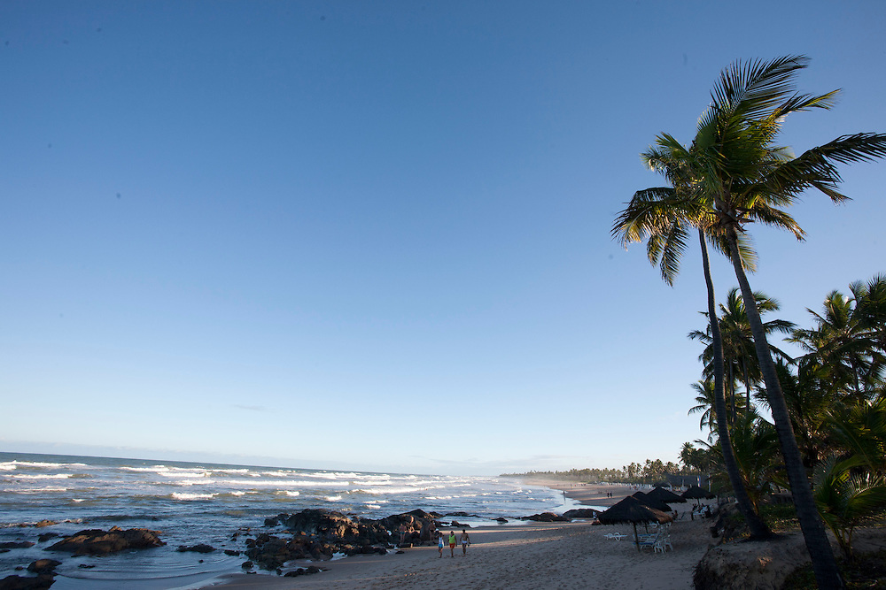 Mata de Sao Joao_ BA, Brasil.<br /> <br /> Praia da Costa do Sauipe em Mata do Sao Joao, Bahia.<br /> <br /> Costa do Sauipe beach in Mata do Sao Joao, Bahia.<br /> <br /> Foto: MARCUS DESIMONI / NITRO