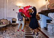 PUGLIA , ITALY, Matino,  A Locanda tu Marchese, pizzicha and taranta dance workshop