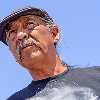 081915       Cable Hoover<br /> <br /> Shiprock farm board president Joe Ben Jr. has spearheaded the effort to halt the distribution of water from tanks he says are contaminated.