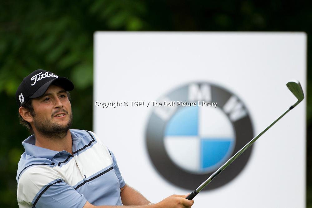 during fourth round BMW International 2013, Golfclub Munchen Eichenried,Munich,Bavaria, Germany.