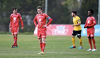 Fotball , 19. februar 2015 ,  privatkamp  <br /> Brann - Start<br /> <br /> Erik Huseklepp , Brann og brann etter tap 0-3
