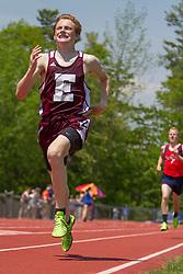 Dan Curts, boys 1600 meters, Maine State Track & FIeld Meet - Class B