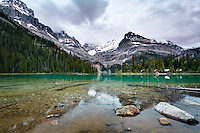 A weekend trip to the Lake O'Hara wilderness area in Yoho National Park<br /> <br /> ©2014, Sean Phillips<br /> http://www.RiverwoodPhotography.com