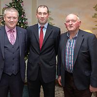 John Kelly from Ballyea, Sean McMahon Doora Barefield and Paddy Moloney from KIldysart