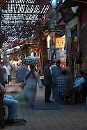 The souk, Djemaa El-Fna Medina, Marrakech, Morocco