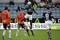 Fotball. Tippeliaen 30.06.2011<br /> Viking v Sarpsborg 08<br /> Viking Stadion, Stavanger.<br /> Foto: Simon Rogers, Digital Sport.<br /> <br /> Viking : King Osei Gyan.<br /> Sarpsborg 08 : Martin Wiig