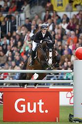Ehning Marcus, (GER), Plot Blue <br /> Rolex Grand Prix, The Grand Prix of Aachen<br /> Weltfest des Pferdesports Aachen 2015<br /> © Hippo Foto - Dirk Caremans<br /> 31/05/15