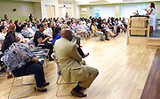 Photo by Mara Lavitt<br /> New Haven, CT<br /> June 29, 2016<br /> Community Fund for Women and Girls 2016 Annual Meeting, Gateway Community College.