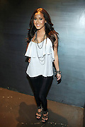 Adrienne Balion at the Jadakiss performance of his new album ' The Last Kiss '  held at Highline Ballroom on April 8, 2009 in New York City..**exclusive**