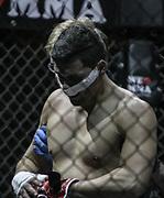 Kampfsport: MMA, We love MMA, Oberhausen, 31.01.2015<br /> Kai Sperr (Team G Fight) <br /> © Torsten Helmke