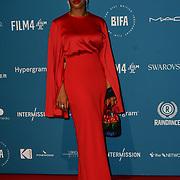 Naomi Ackie Arrivers at The 21sh British Independent Film Awards at 1 Old Billingsgate Walk on 21 December 2018, London, UK.