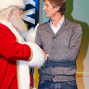 NLD/Hilversum/20121207 - Skyradio Christmas Tree, Edwin van der Sar