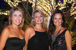 Thaís Mallmann,Cristiane Lazzaron e Luciana Xavier na festa de inauguração do Viva Open Mall. FOTO: Dani Barcellos/ Agência Preview