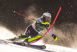 Marusa Ferk (SLO) during the Ladies' Slalom at 56th Golden Fox event at Audi FIS Ski World Cup 2019/20, on February 16, 2020 in Podkoren, Kranjska Gora, Slovenia. Photo by Matic Ritonja / Sportida