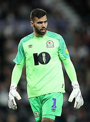 Blackburn Rovers goalkeeper David Raya