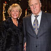 NLD/Amsterdam/20131219 - Premiere Kerstcircus 2013 Carre, Sheila de Vries en partner Tom de Vries