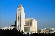 City Hall, Downtown Los Angeles, California (LA)