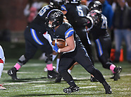 Highlands Ranch vs. Castle View football
