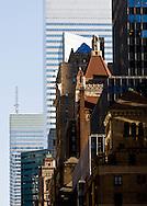 New York. citigroup center building on madison av / citigroup center  , gratte ciel sur madison