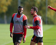 201016 Sheffield Utd Training Session