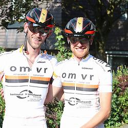 18-06-2017: Wielrennen: NK Paracycling: Montferlands-Heerenberg (NED) wielrennen  <br />Vincent ter Schure, Timo Fransen
