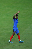 Thomas LEMAR (FRA) after it goal scored during the FIFA World Cup Russia 2018, Qualifying Group A football match between France and Netherlands on August 31, 2017 at Stade de France in Saint-Denis, France - Photo Stephane Allaman / ProSportsImages / DPPI