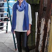 NLD/Amsterdam/20120713 - Lancering Sportglossy Londen, Naomie van As