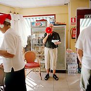 The Norwegian Club in Arguineguin, Gran Canaria, Spain.<br /> Photo by Knut Egil Wang/Moment/INSTITUTE
