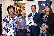 27/1/16 US Chargé d'affaires Reece Smyth at the Oaklahoma/Kansas stand at the Holiday World Show 2017 at the RDS Simmonscourt in Dublin. Picture: Arthur Carron