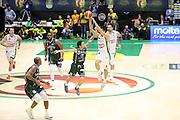 Fontecchio Simone<br /> EA7 Olimpia Milano - Cantina Due Palme Brindisi<br /> Poste Mobile Final Eight F8 2017 <br /> Lega Basket 2016/2017<br /> Rimini, 16/02/2017<br /> Foto Ciamillo-Castoria/A. Gilardi