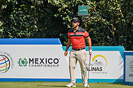 Pablo Larrazabal (ESP) watches his tee shot on 3 during Rd4 of the World Golf Championships, Mexico, Club De Golf Chapultepec, Mexico City, Mexico. 2/23/2020.<br /> Picture: Golffile | Ken Murray<br /> <br /> <br /> All photo usage must carry mandatory copyright credit (© Golffile | Ken Murray)