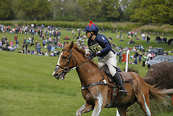 "Cazaubon Sandra (FRA) - Diamant Du Pontet<br /> ""The Mitsubishi Motors Badminton Horse Trials""<br /> CCI**** Badminton 2009<br /> Foto @ Hippo Foto"
