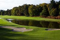 DEN DOLDER - Hole 15 en 16.  Golfsocieteit De Lage Vuursche. FOTO KOEN SUYK