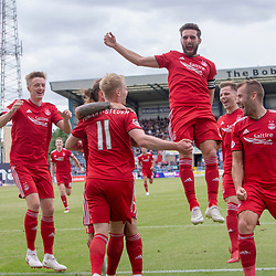 Dundee v Aberdeen, SPFL Ladbrokes Premiership 11/8/2018