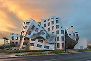 Cleveland Clinic, Lou Ruvo Center for Brain Health, Las Vegas, Nevada by Architect Frank Ghery