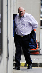 © Licensed to London News Pictures. 26/06/2013. London, UK. EDDIE SHAH arriving at the Old Bailey in London where he is standing trial for the rape of a schoolgirl. Photo credit : Mark Hemsworth/LNP
