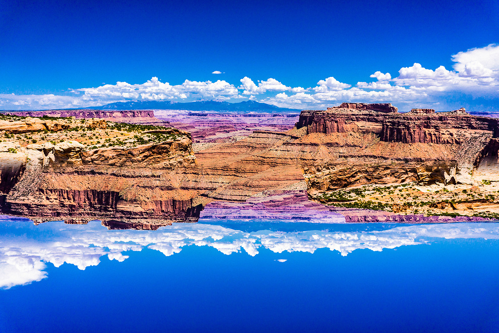 T W I S T E D <br /> Canyonlands National Park, Utah.<br /> Abstract Fine Art Photography Series featuring landscapes from various locations. All images ©justinalexanderbartels.com