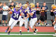 Avon Lake at Avon high school varsity football in Avon, Ohio, Friday, Sept. 4, 2015. Images copyright © David Richard / www.davidrichardphoto.com