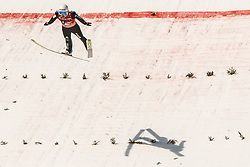 Simon Ammann of Switzerland during the Ski Flying Hill Men's Team Competition at Day 3 of FIS Ski Jumping World Cup Final 2017, on March 25, 2017 in Planica, Slovenia. Photo by Grega Valancic / Sportida