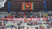 DESCRIZIONE : Final Eight Coppa Italia 2015 Desio Quarti di Finale Olimpia EA7 Emporio Armani Milano - Sidigas Scandone Avellino<br /> GIOCATORE : Ultras Milano<br /> CATEGORIA : Ultras Tifosi Spettatori Pubblico<br /> SQUADRA : Olimpia EA7 Emporio Armani Milano<br /> EVENTO : Final Eight Coppa Italia 2015 Desio<br /> GARA : Olimpia EA7 Emporio Armani Milano - Sidigas Scandone Avellino<br /> DATA : 20/02/2015<br /> SPORT : Pallacanestro <br /> AUTORE : Agenzia Ciamillo-Castoria/L.Canu