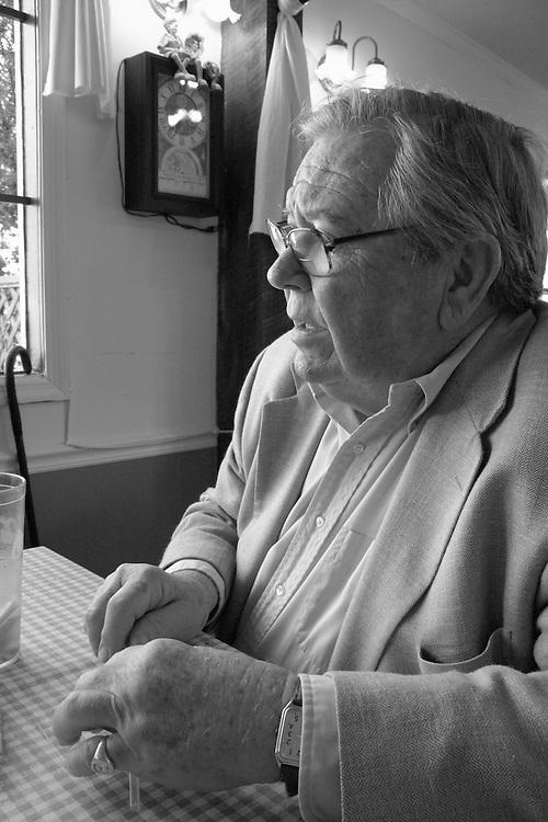 William T. Cocke, professor of English emeritus at Sewanee: the University of the South.