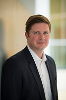 DEU, Deutschland, Germany, Berlin, 18.07.2018: Portrait von Dr. Florian Toncar (MdB, FDP), finanzpolitischer Sprecher der FDP-Bundestagsfraktion.
