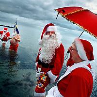 Santa Claus Congress by Chris Maluszynski