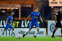 Jack Hopkins. Stockport County FC 4-0 Chesterfield FC. Emirates FA Cup. 4.11.20