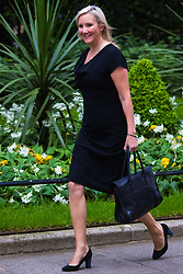 Downing Street, London, May 12th 2015. The all-conservatives Cabinet ministers gather for their first official meeting at Downing Street. PICTURED: <br /> Parliamentary Under Secretary of State and Minister for Equalities<br /> Caroline Dinenage