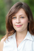 Amanda Hurley - Actress from her headshot session