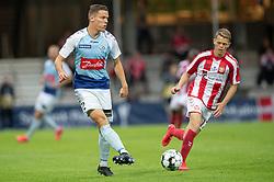 Stefan Gartenmann (SønderjyskE) under finalen i Sydbank Pokalen mellem AaB og SønderjyskE den 1. juli 2020 i Blue Water Arena, Esbjerg (Foto Claus Birch).