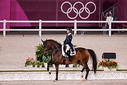 Layne Kelly, AUS, Samhitas, 102<br /> Olympic Games Tokyo 2021<br /> © Hippo Foto - Stefan Lafrentz<br /> 25/07/2021